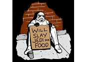 Homeless Storm Trooper