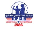Top Gun Volleyball League