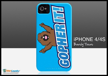 Gopher It iPhone 4/4S