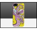 Space Octopus iPhone 5/5S