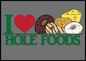 SALE!! Hole Foods