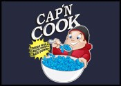 SALE!! Cap'n Cook