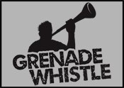SALE!!  The Grenade Whistle