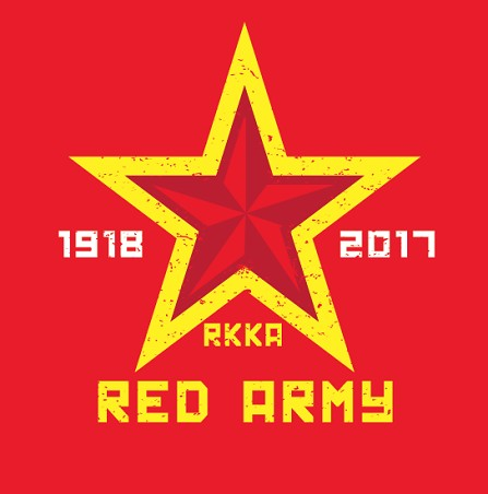 Custom Tshirt - Red Army Season 3