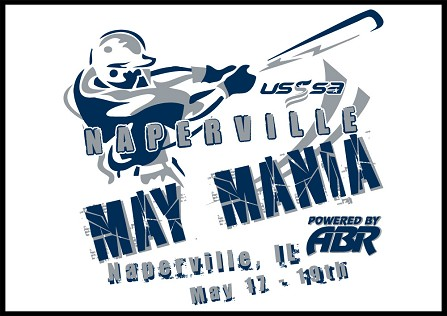 Naperville May Mania Tournament Tshirt