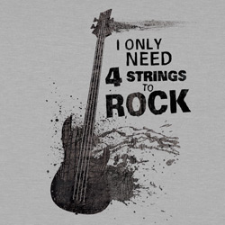 4 Strings to Rock