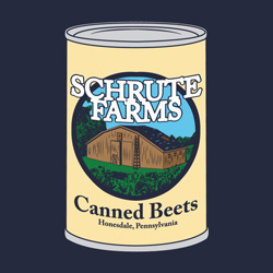Schrute Farm Canned Beets