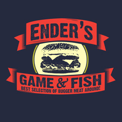 Ender's Game & Fish