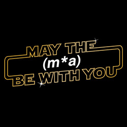 May the (Force) Be With You!