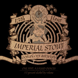 Labyrinth 13th Hour Imperial Stout