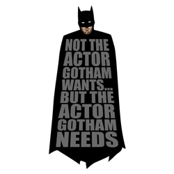 Not the Actor Gotham Wants