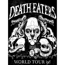 Deatheaters World Tour '96 Poster