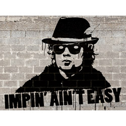 Impin' Ain't Easy Poster