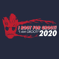 Root for Groot