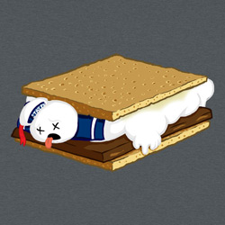 Stay Puft Smore