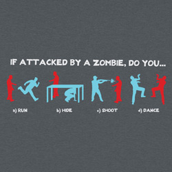 Zombie Survival Dance