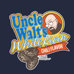 Uncle Walt's White Ricin