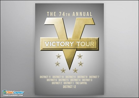 Victory Tour Poster