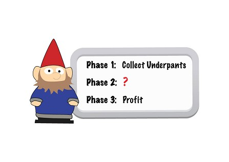 The Underpants Gnome